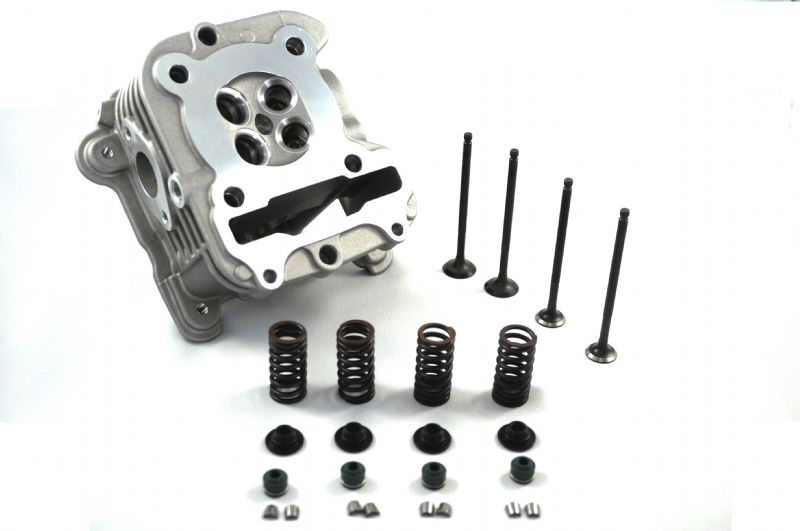 Motorcycle Cylinder Head : Kymco motorcycle cylinder head vjr sheng e motor